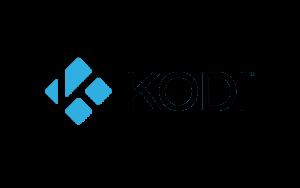 Logo van Kodi